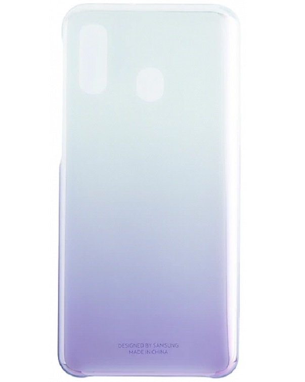 Акция на SAMSUNG для Galaxy A40 (A405F) Gradation Cover Violet (EF-AA405CVEGRU) от Repka