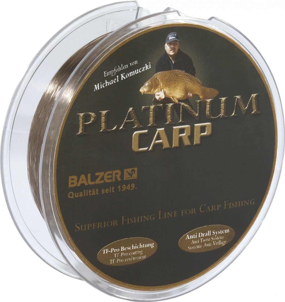 balzer Balzer Platinum Carp 0.30мм 600м (12085 030)