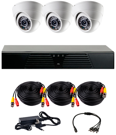 covi security CoVi Security AHD-3D KIT