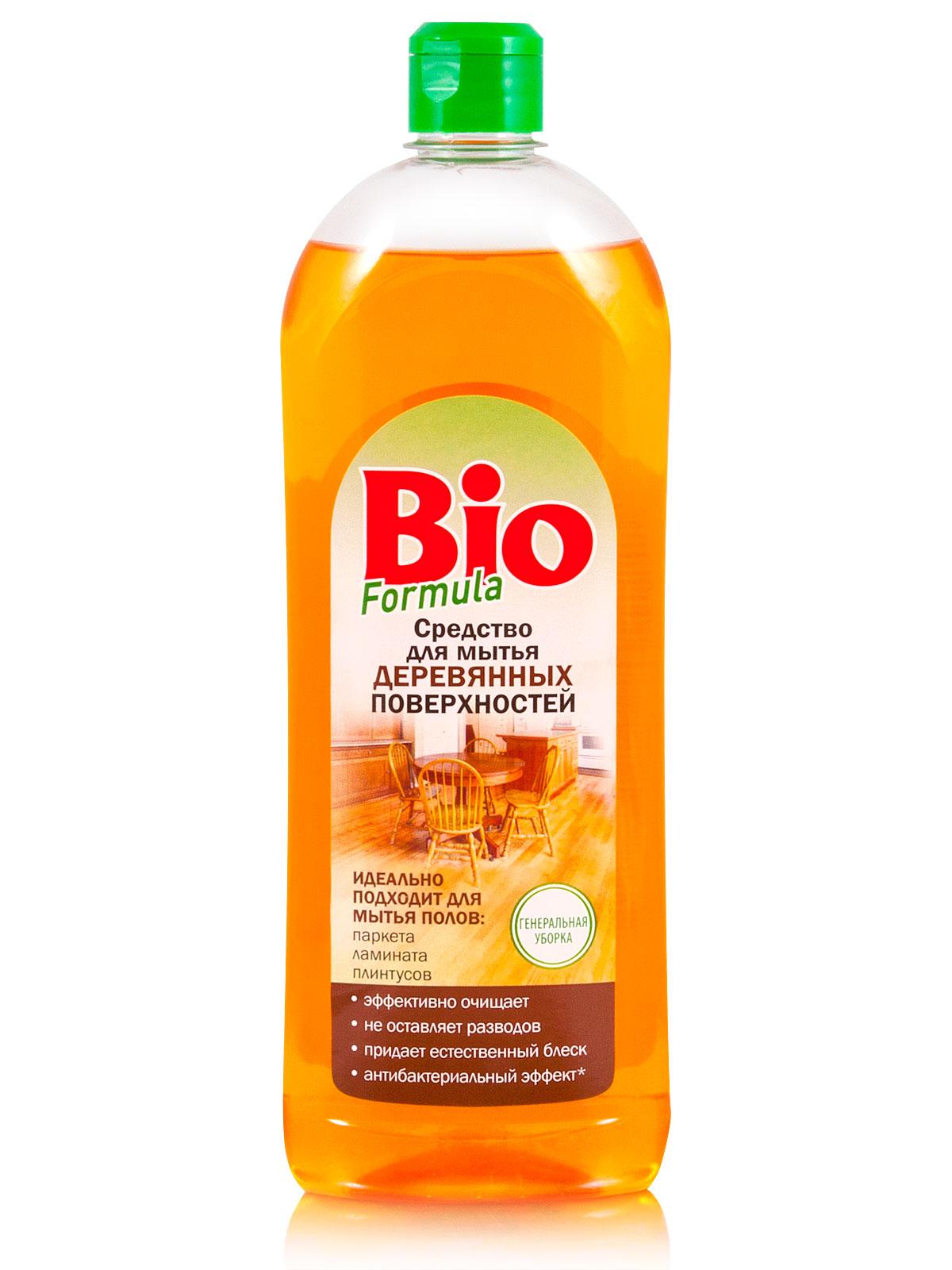 bio BIO Formula Для мытья деревянных поверхностей 750мл (4820168430800)