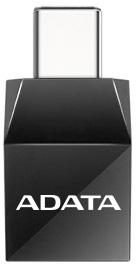 a-data A-DATA с USB-A на USB-C (ACAF3PL-ADP-RBK)
