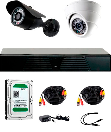 covi security CoVi Security AHD-11WD KIT + HDD500