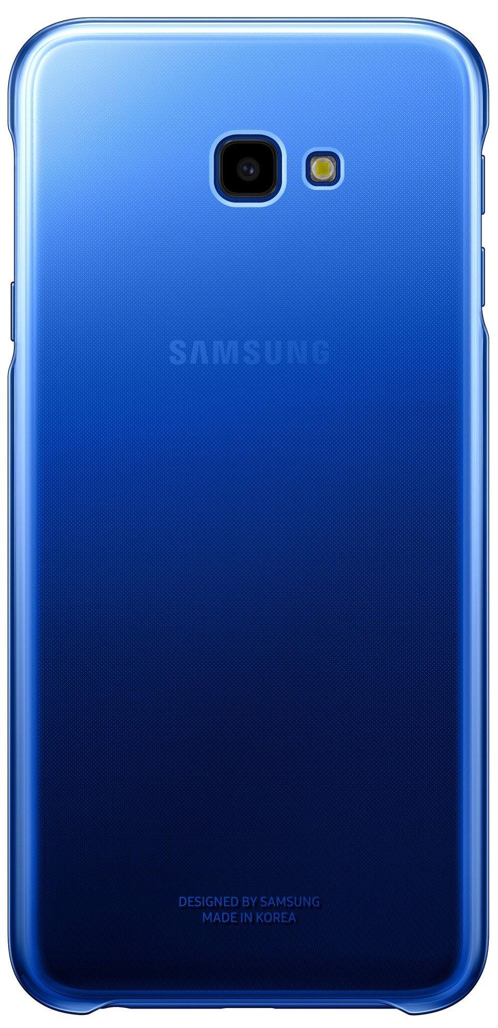 Акция на SAMSUNG для Galaxy J4+ (J415) Gradation Cover Blue (EF-AJ415CLEGRU) от Repka