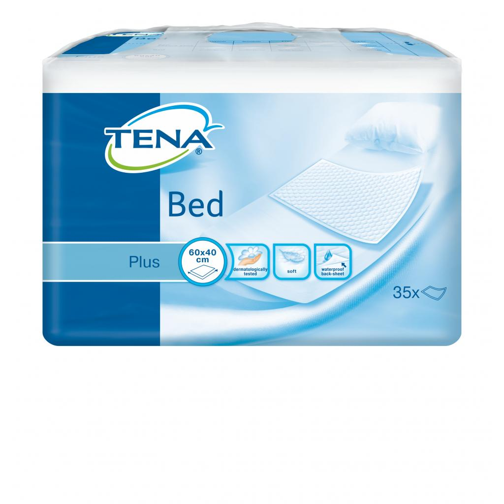 tena TENA Bed Plus 40х60 35 шт (7322540757293)