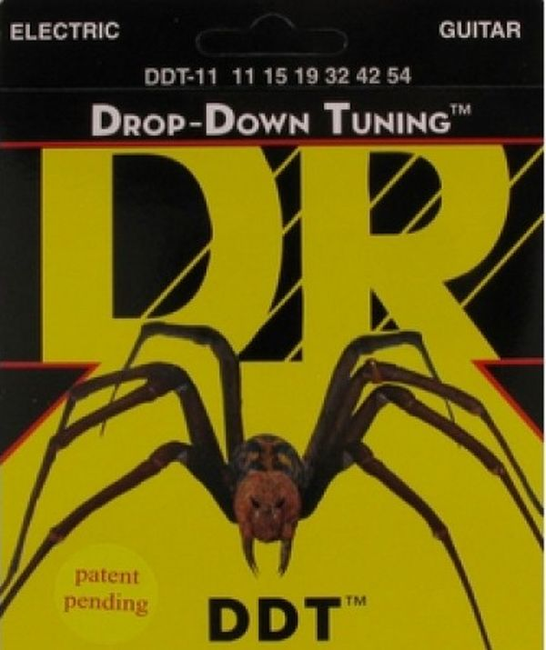 dr DR DDT-11 Drop-Down Tuning (11-54) Extra Heavy (29-5-21-28)