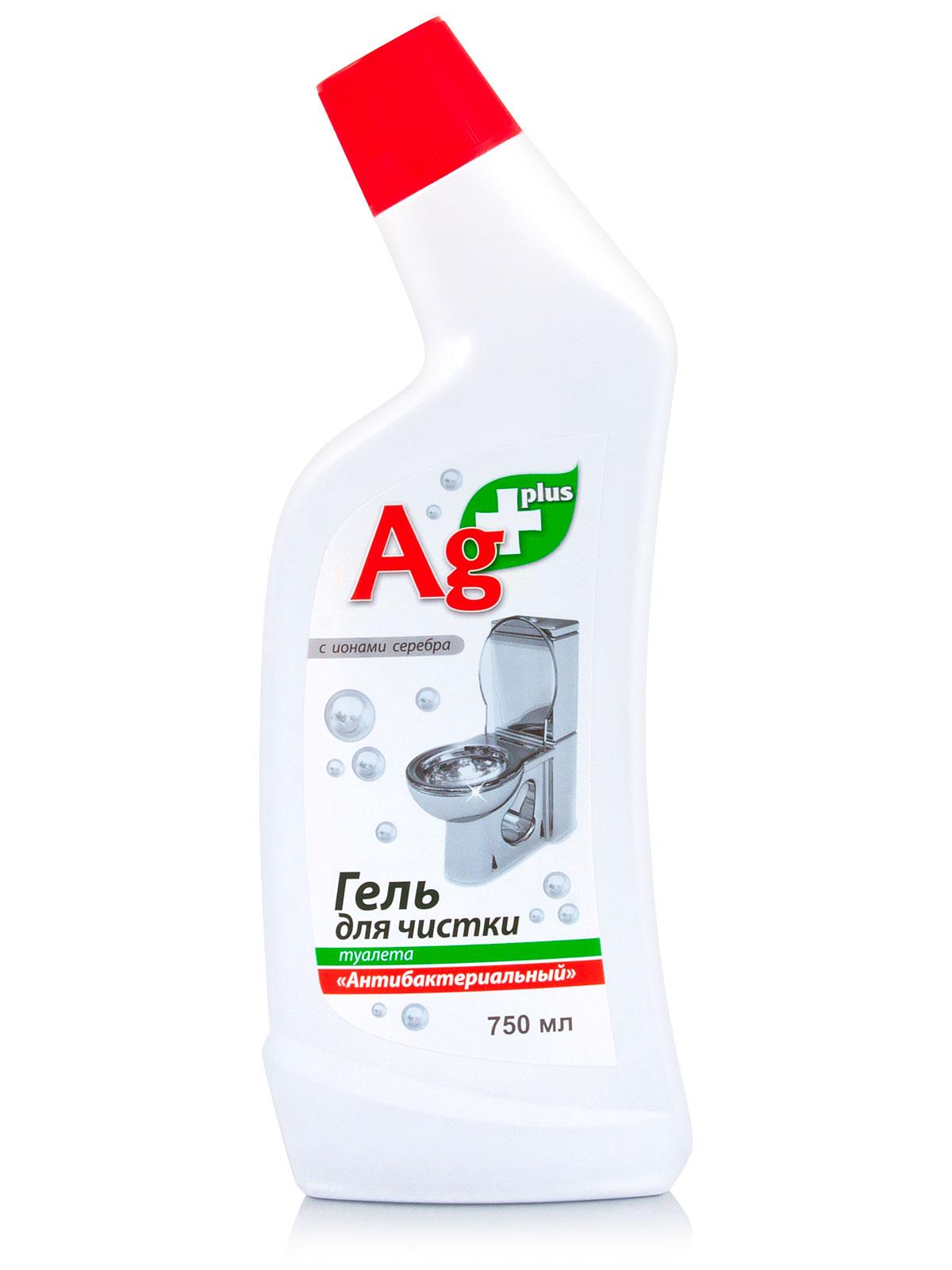 bio BIO Ag-plus Ag+ Антибактериальный 750мл (4823015926990)