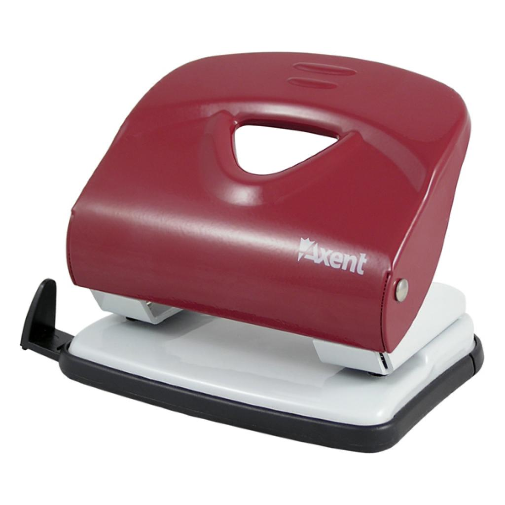 axent AXENT Exakt-2 metal, 40sheets, red (3940-06-А)