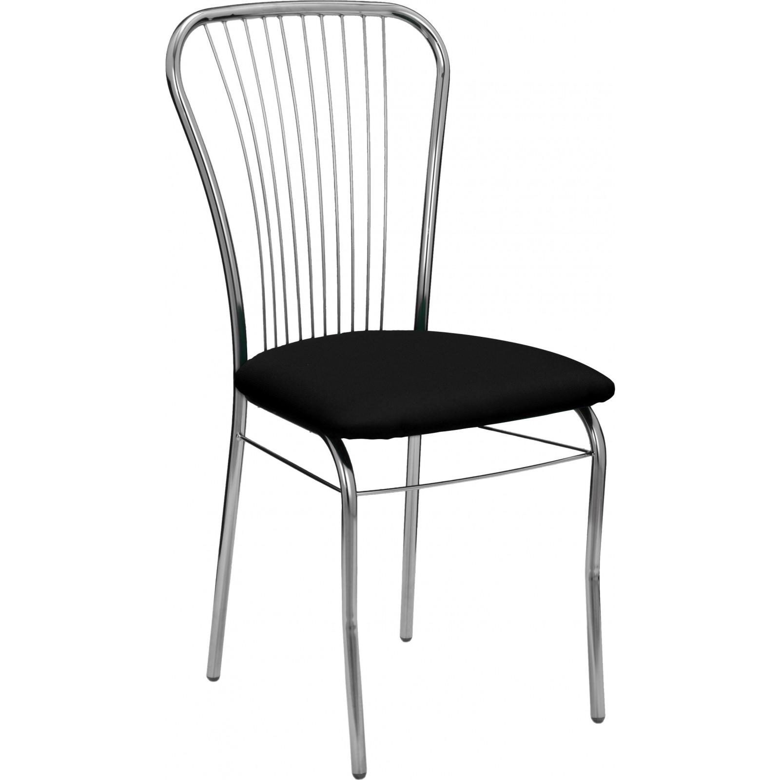 art metal furniture (amf) AMF Цезарь хром Неаполь N-20 (050646)