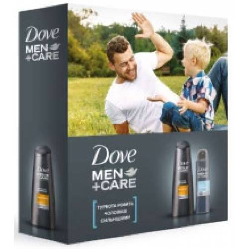 dove DOVE Men+care Чистота и комфорт (8714100713242)