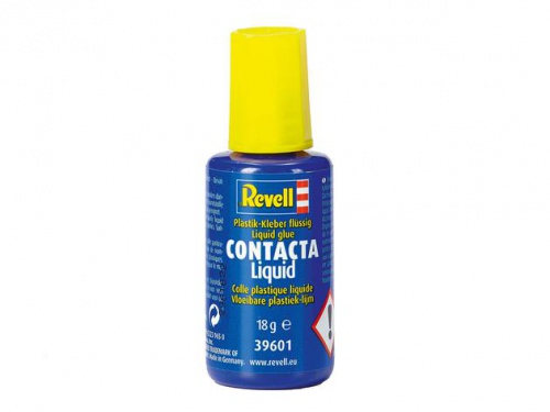 revell Revell Contacta Liquid Сement 13г с кисточкой в крышке (39601)