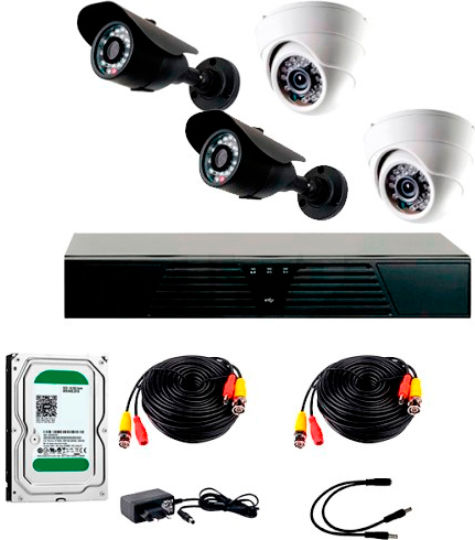 covi security CoVi Security AHD-22WD KIT + HDD500