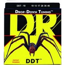 dr DR DDT-10 Drop-Down Tuning (10-46) Medium (29-5-21-26)