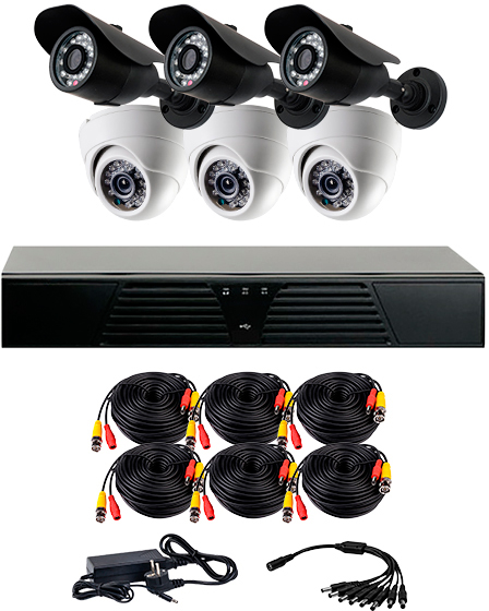 covi security CoVi Security AHD-33WD KIT
