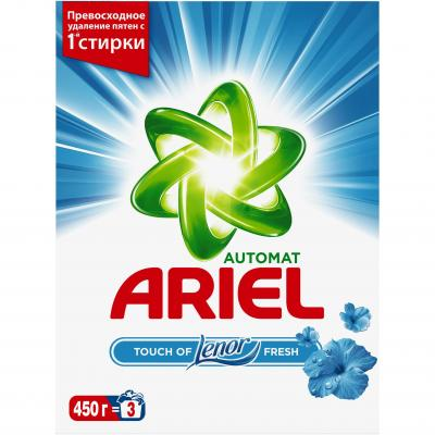 ariel ARIEL Color Touch of LENOR Fresh 450 г Автомат (8001090661555)