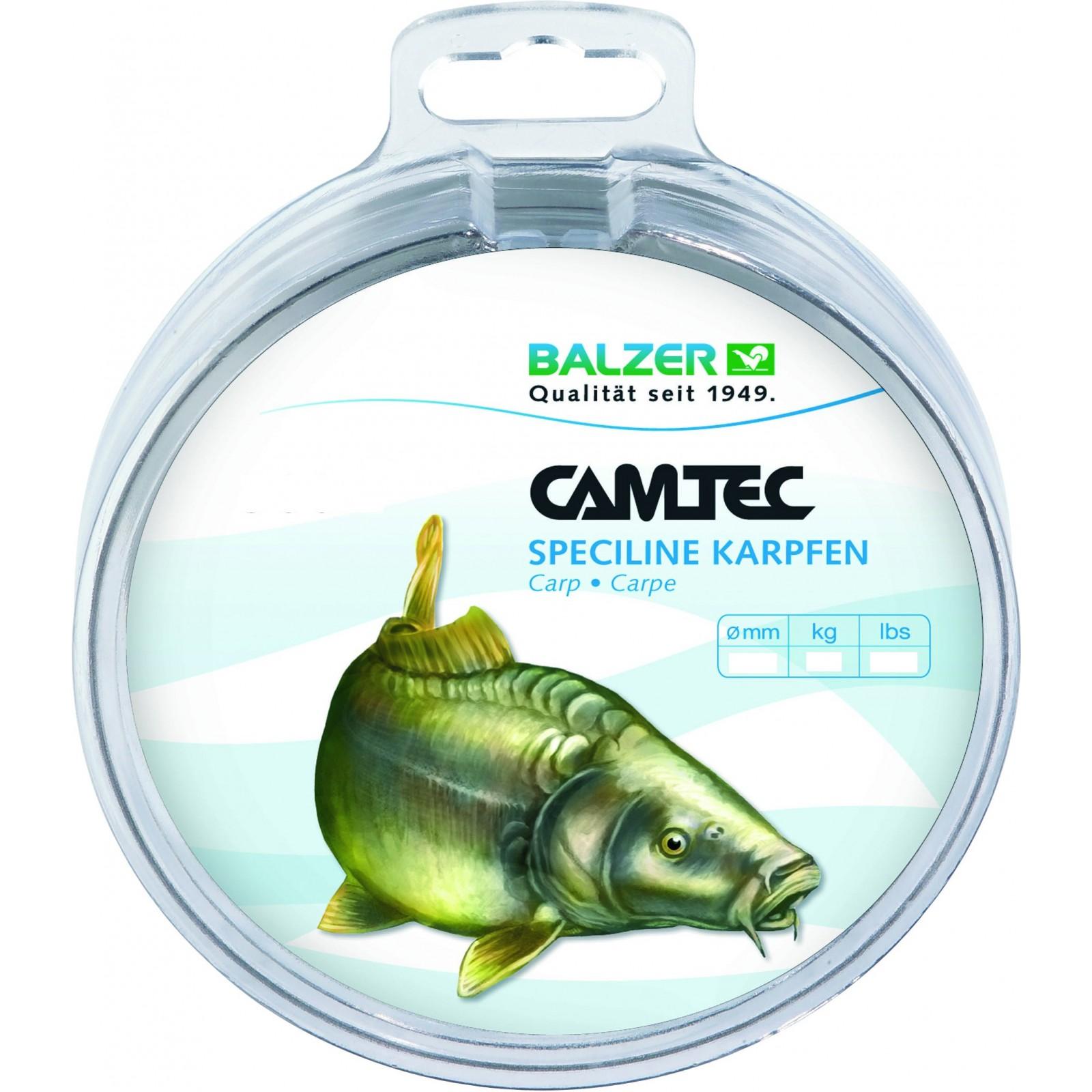 balzer Balzer Camtec карп 0.40мм. 400м. (12162 040)