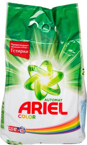 ariel ARIEL Color 2.5 кг (4015600431211)