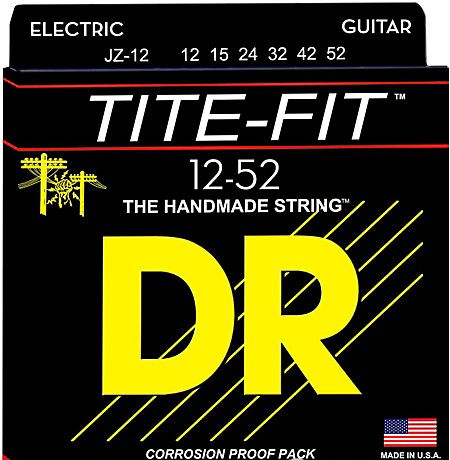 dr DR JZ-12 Tite-Fit (12-52) Jazz (29-5-21-23)