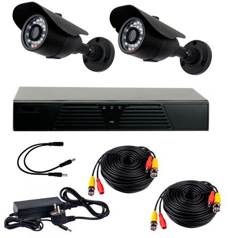 covi security CoVi Security AHD-2W KIT