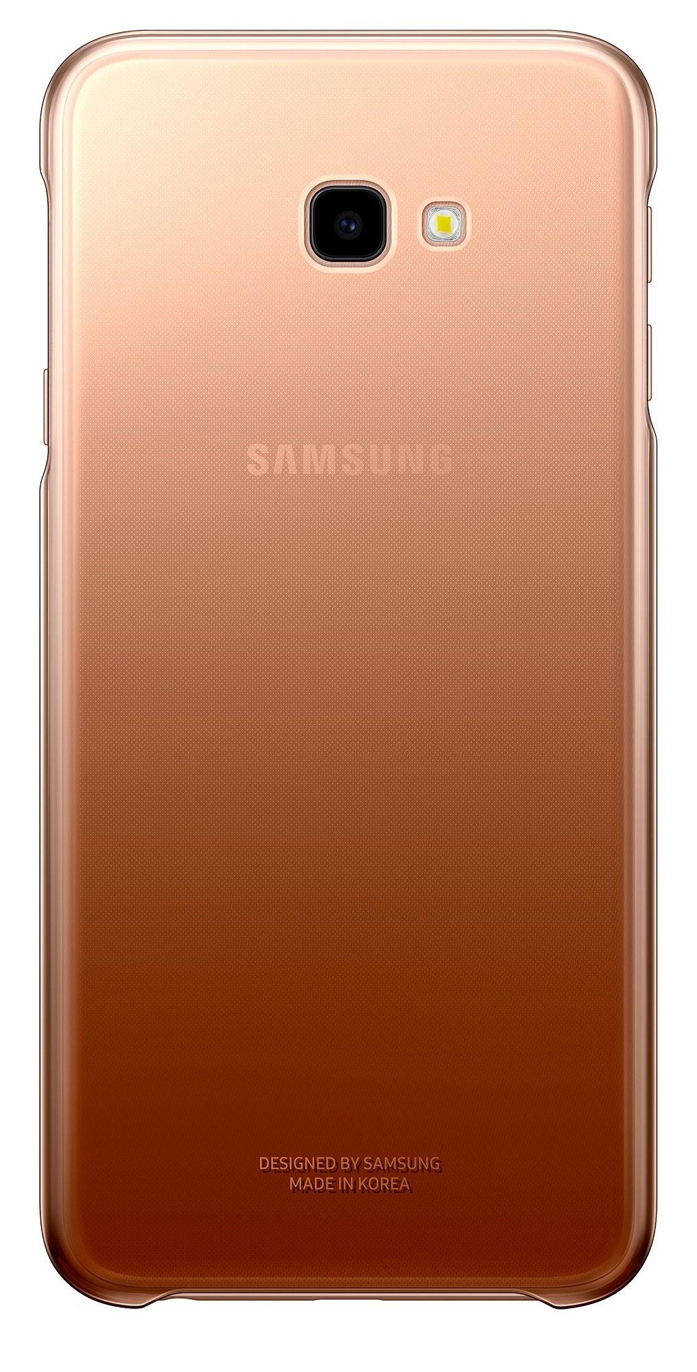 Акция на SAMSUNG для Galaxy J4+ (J415) Gradation Cover Gold (EF-AJ415CFEGRU) от Repka