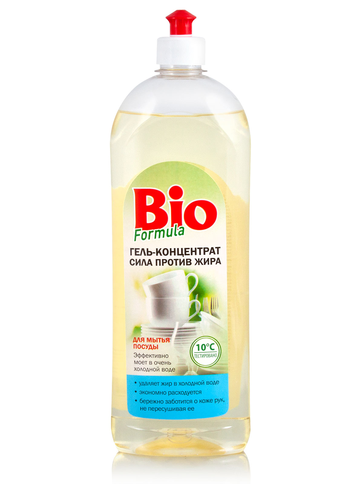 bio BIO Formula Сила против жира 750мл (4823015932724)