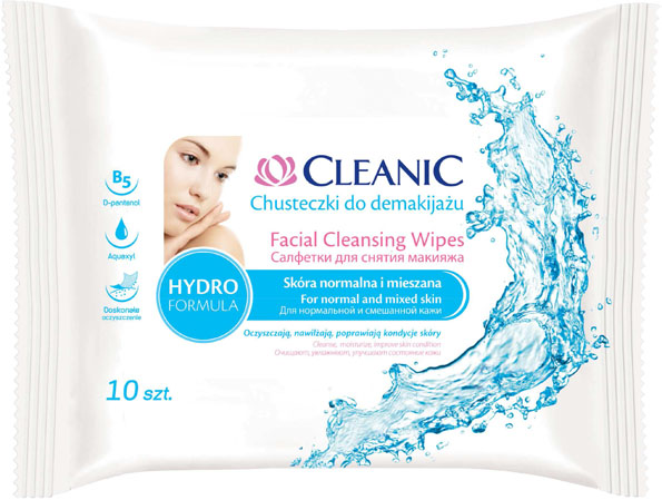cleanic CLEANIC Cleanse&Moisturise демак.(5900095002703)