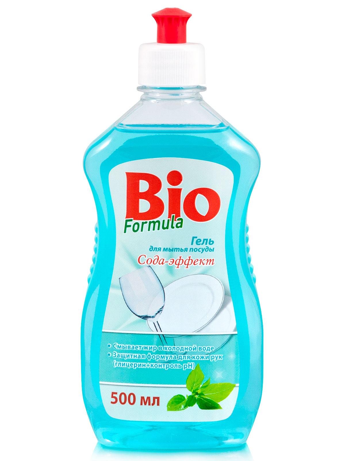 bio BIO Formula Сода эффект 500мл (4823015922718)