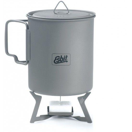 ESBIT PT750-TI (017.0011) - Туристическая посуда - Туризм - Отдых и ... ce0ea6e48428a
