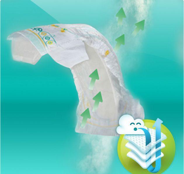 Купить подгузники PAMPERS New Baby-Dry Mini 144шт (4015400737193)   Фото 2 4a9c3c84105